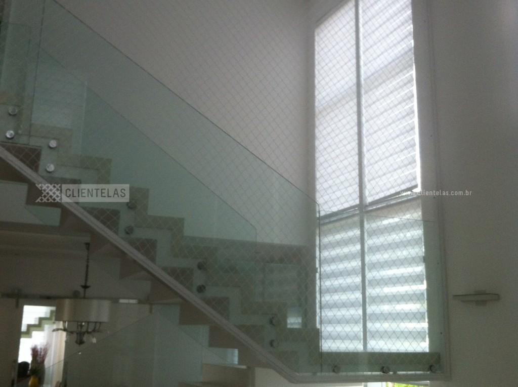 Aplicação em Escadas - Linha Casa Segura - Clientelas