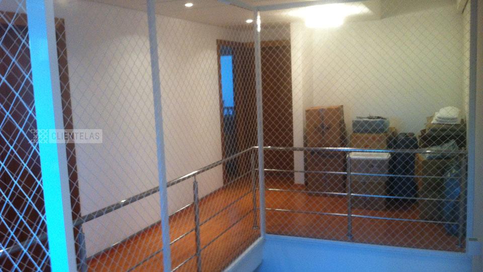 Aplicação em Varandas - Linha Casa Segura - Clientelas